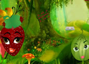 Mystery Strawberry Forest Escape