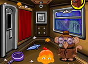 Monkey Go Happy:Monkey detective