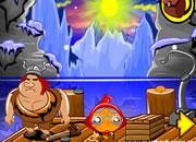 Monkey Go Happy:The Viking Ice King Chapter 1