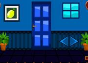 蓝色房子逃脱-