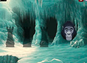 奇妙的冰柱洞窟逃脱-