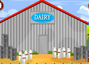 Dairy Horse Escape