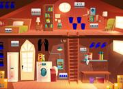 Attic House Escape 3