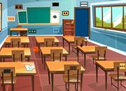 逃离优雅的教室逃