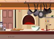 耀眼的厨房逃脱2