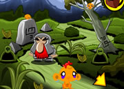 Monkey Go Happy:The Harvest Rabbits