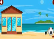 海滩逃离-