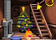 哄猴子开心 圣诞老人-