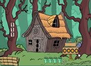 奶奶逃离森林