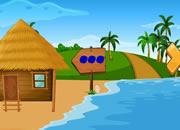 寻找沙滩排球