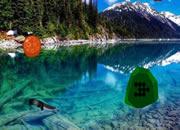 Luminous Emerald Lake Escape