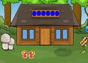 狼獾逃出小屋