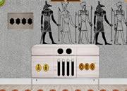 Egypt Tutankhamun Gold Mask Escape