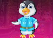 Delighted Penguin Escape