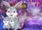 Rescue The Genial Bunny Family
