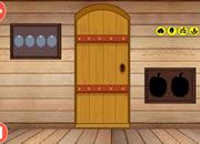 木板屋逃脫
