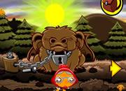 Monkey Go Happy: Free The Flying Monster