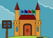 可愛王子逃離城堡