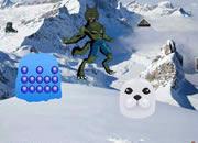 雪地狼人逃脫
