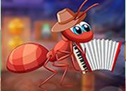 吟游詩人紅螞蟻逃脫