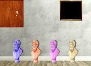 雕像房間逃脫