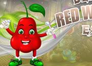 Delicious Red Water Apple Escape