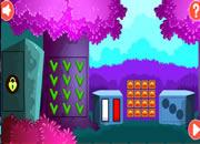 逃离淡紫色地域