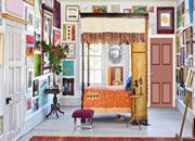 Colorful Living Room Escape