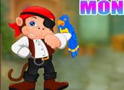 海盗猴子逃脱