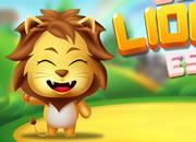Joyous Lion Cub Escape