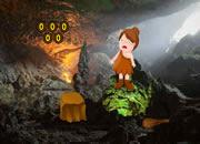 Little Cave Girl Escape
