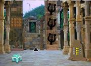 中世纪神殿逃离