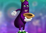 紫色茄子逃脱