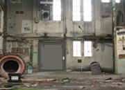 逃出废弃的车库