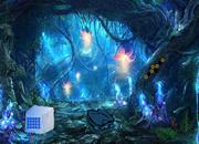 Lightening Crystal Forest Escape