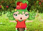 Funny Apple Baby Escape