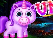 Cute Unicorn Escape