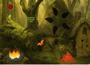 Dazzling Forest Escape