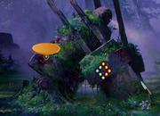 逃离神秘幽暗的森林
