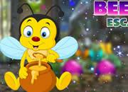 可爱蜜蜂逃脱-