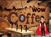 万圣节咖啡店04