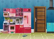 Kitchen Door Escape 2