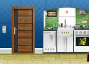 Kitchen Door Escape