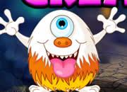 Ugly Decrepit Creature Escape