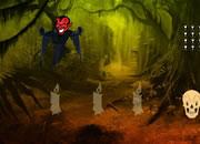 万圣节魔鬼森林逃离