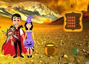 万圣节沙漠24