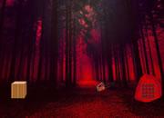 逃离万圣节猩红森林