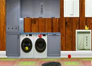 逃离洗衣房