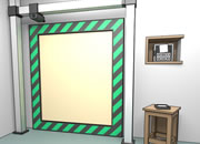 Machine Room Escape