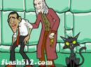 奥巴马与哈利波特